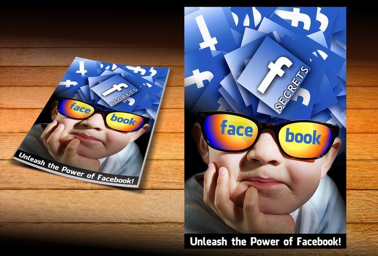 A beautiful 3D ebook cover design