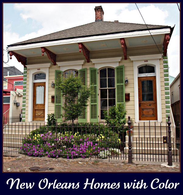 Lower Garden District Home in New Orleans, LA.