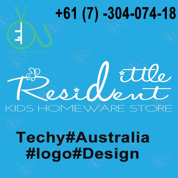 +61-(7)-30-40-7418 Techy Australia Chose Techy Team For Best Logo Design