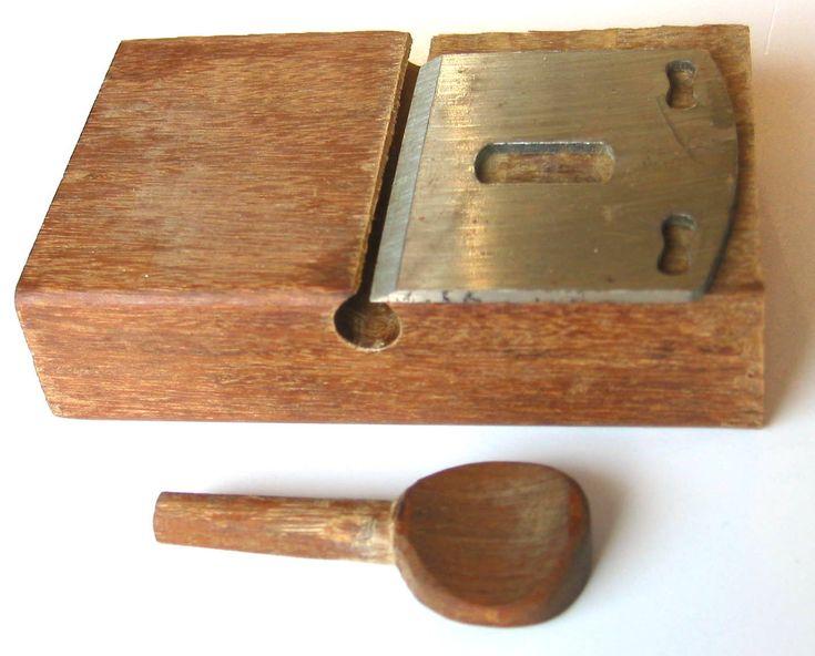 Cookie Tin Banjo Part 2: Make a Tuning Peg Shaver | Pencil ...