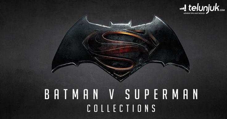 Batman v Superman: Dawn of Justice mulai tayang di bioskop Indonesia mulai Rabu, 23 Maret ini lho, Sahabat Telunjuk. Sebagai penggemar DC Comics sejati, wajib hukumnya untuk mengoleksi kelima mainan dari karakter yang ada di film Dawn of Justice sebelum menonton filmnya. Intip rekomendasi koleksinya di bawah ini yuk: