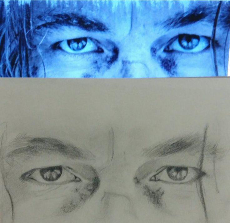 Leonardo Di Caprio - The Ravenant micmatt79 on deviantart