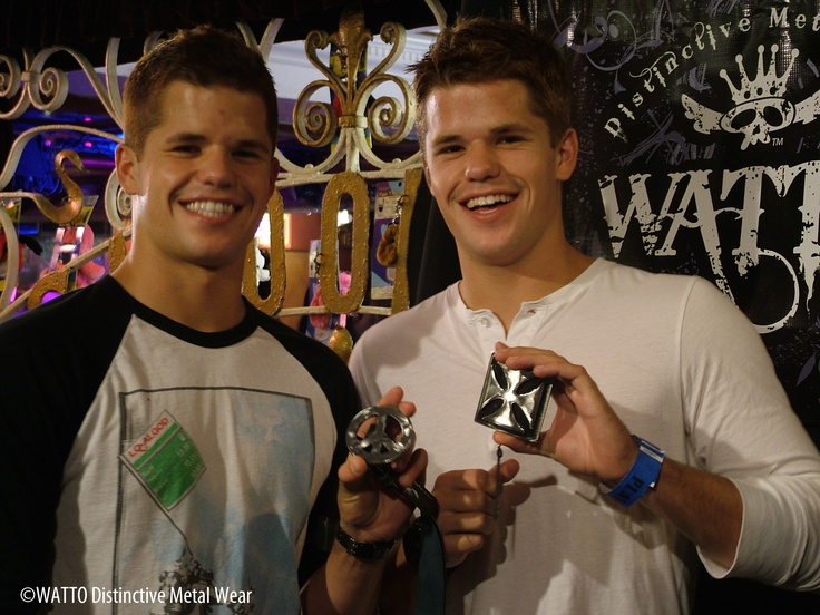 "Charles and Max Carver of ""Desperate Housewives"" with ..."