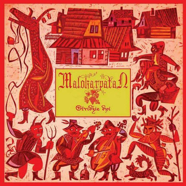 Malokarpatan - Stridžie Dni (Vinyl, LP, Album) at Discogs