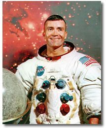 Did you know that Fred Haise, of Biloxi, Mississippi, was the module pilot on Apollo 13? Haise would have been the 6th man to walk on the moon if complications had not of derailed the mission. Haise was portrayed by Bill Paxton in the Apollo 13 film along side Tom Hanks and Kevin Bacon.  #Mississippian #Apollo13 #astronaut