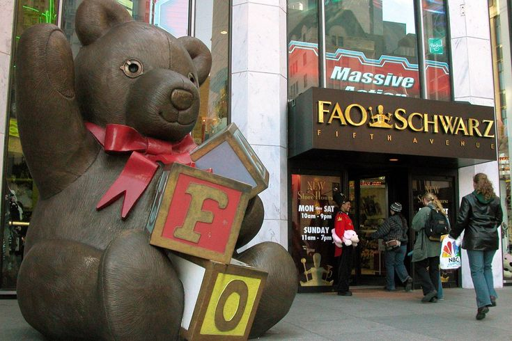 Spielzeugladen New York