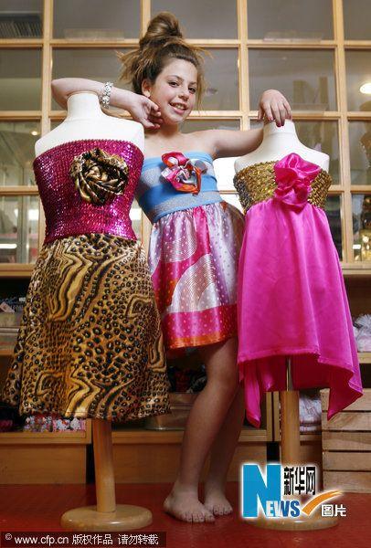 Cecilia Cassini Fashion Designer