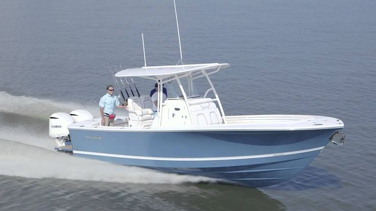 Regulator center console fishing boat for sale by kusler for Center console fishing boats for sale