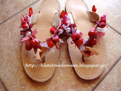 Histoires De Roses: sandals