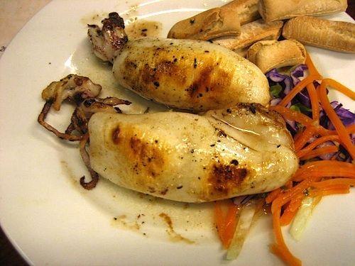 Seppie ripiene al forno - La ricetta di Buonissimo