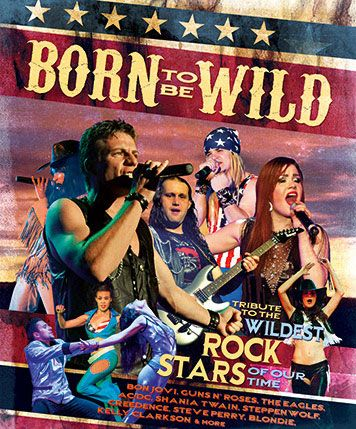 Born to be Wild showing at The Barnyard Theatre in Willowbridge 3 Sept - 5 Oct