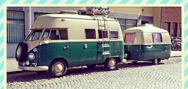 High-Top VW Bus and Trailer- Touring vintage markets Plan cancelled due to family commitments for the next 20 years. New plan B Required.