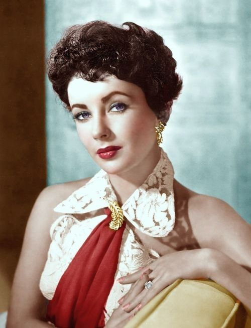 Remembering Elizabeth Taylor — She Always Was A Firecracker With The Old Quotes...   InStyle UK