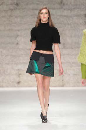 Fátima Lopes FW 14-15 @ Portugal Fashion Organic