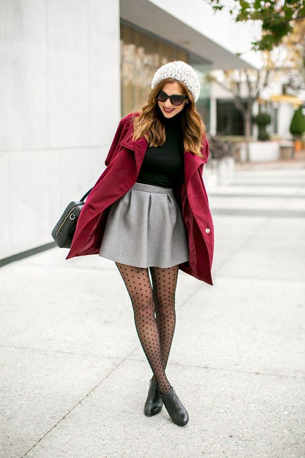 During the colder weather, tights are a girl's best friend because they make it possible to wear dresses and skirts without freezing our legs off. Tights in black or nude could be a subtle addition to an outfit, but why keep this accessory boring and plain when there are so many other options? You could … Read More