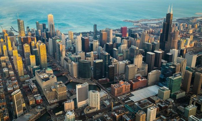 Chicago Helicopter Tour For Two - Chicago Helicopter Experience | Groupon