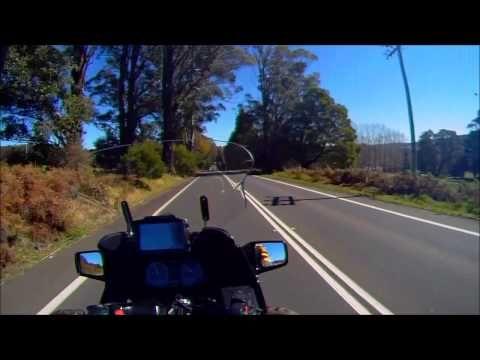 BMW K1100LT Rides 4 Part 2