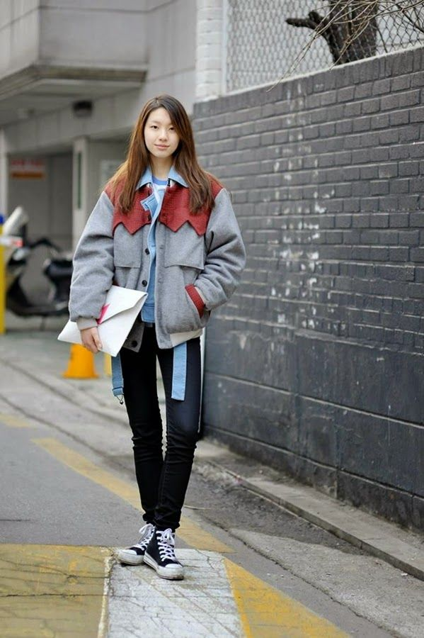 Official Korean Fashion Blog: Korean Model Fashion
