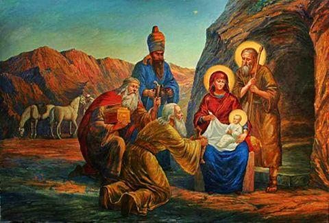 Αρχικά, οι Χριστιανοί δεν γιόρταζαν τη γέννηση του Ιησού. Από τις υπάρχουσες πηγές φαίνεται ότι η γέννησή του, μάλλον έγινε στη διάρκεια του φθινοπώρου και όχι τον χειμώνα. Γύρω στον δεύτερο αιώνα έγινε προσπάθεια να οριστεί η πιθανή ημερομηνία γέννησης.  Τα πρώτα χρόνια, τα Χριστούγεννα γιορτάζοντα