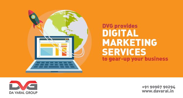 DVG provides digital marketing services to gear-up your business. Da Varal Group provides your with systematic marketing approaches to boost your business. #digitalmarketing #SEO #SMO #EducationConsultants #CoCirricular #Activities  #Workshops #music #dance #karate #sportsprogram #printmedia #flex #PR #socialevents #survey #celebrityshoot #news #authoredarticles #announcements #eventmanagement #academicecosystem #websitedesign Contact us @ 9096790294