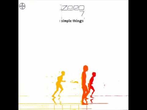 Zero 7 - Destiny - This is AWESOME!!!  Great walking song!!