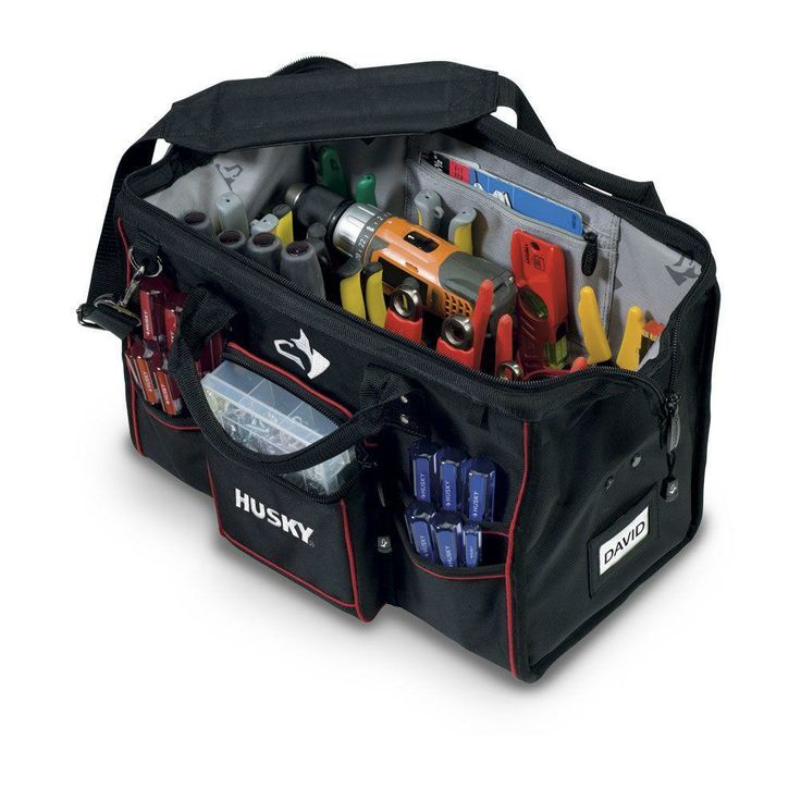 We like this Tool Bag for its versatility in gifting. Add gloves and seeds for a cute gardener's gift, or hand tools for a DIYer.