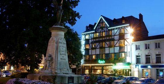 Auberge de Spa Best Western - Hôtel au coeur de la ville thermale