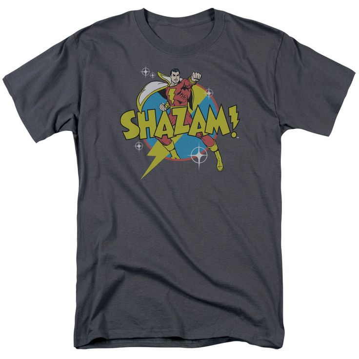 Shazam: Power Bolt T-Shirt
