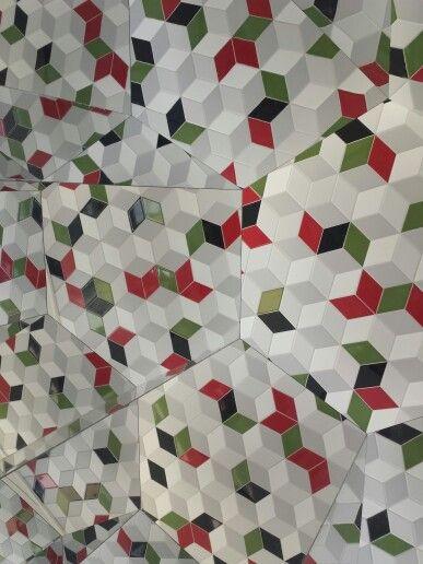 Turkish Ceramics @ #MaterialsVillage, #SuperstudioPiù #Tortona #iSaloni #milanoDesignWeek