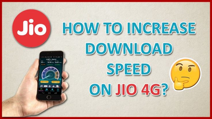 How to increase Jio speed even after 4GB Limit upto 10X