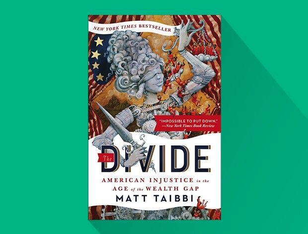THE DIVIDE: AMERICAN INJUSTICE IN THE AGE OF THE WEALTH GAP «Разделение: Американская несправедливость в эпоху экономического неравенства»