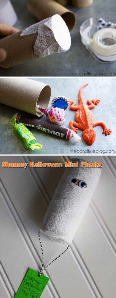 30 Petrifying Halloween Craft Ideas for Kids