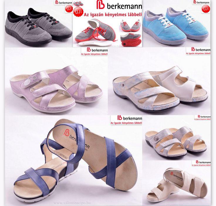Gondolta volna, hogy naponta átlagosan 10 ezer lépést teszünk meg! Így sajnos a lábfájás szinte már népbetegség és a lábunk nagyon sok dologtól fájhat! Kényelmetlen cipő, nem megfelelő talpbetét, rossz testtartás, túlsúly, egyéb betegségek. A Berkemann lábbelik segítenek, próbálja ki 🙂  http://valentinacipo.hu/kereso/marka/berkemann-55  #berkemann #női_papucs #kényelmi_papucs #gyógypapucs