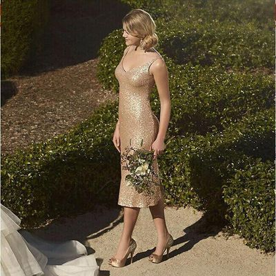 short bridesmaid dress,sequin bridesmaid dress,sparkly bridesmaid dress ,V-neck bridesmaid dress,sexy bridesmaid dress,cheap bridesmaid dress, BD1563