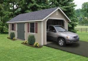 25 best ideas about car shed on pinterest garage design for Single garage kit
