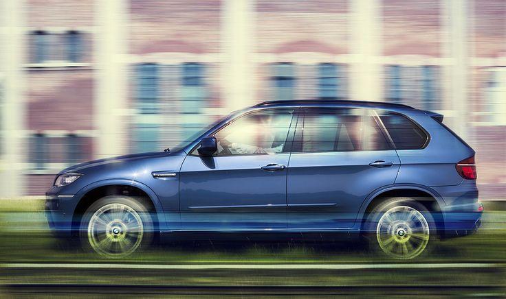 BMW X5M - Natural Ground // 2012