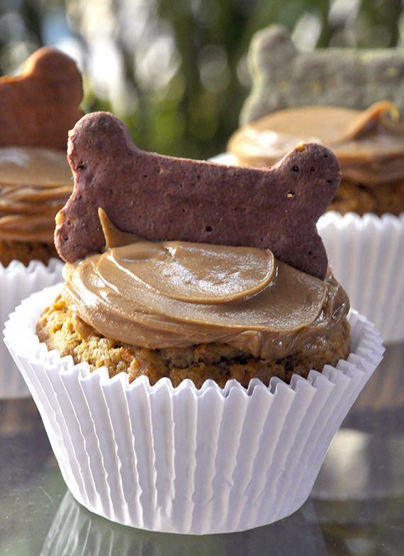 Cupcakes bom pra cachorro | Cupcakeando