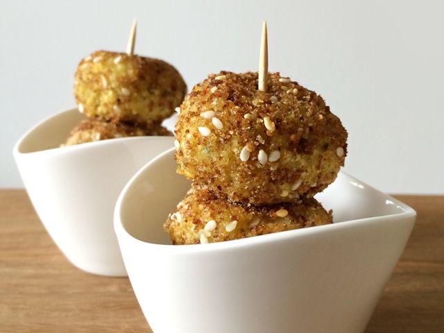 Polpette di quinoa   Vegan blog - Ricette Vegan - Vegane - Cruelty Free