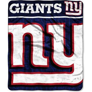 New York Giants Throw Blanket can some one get me this please
