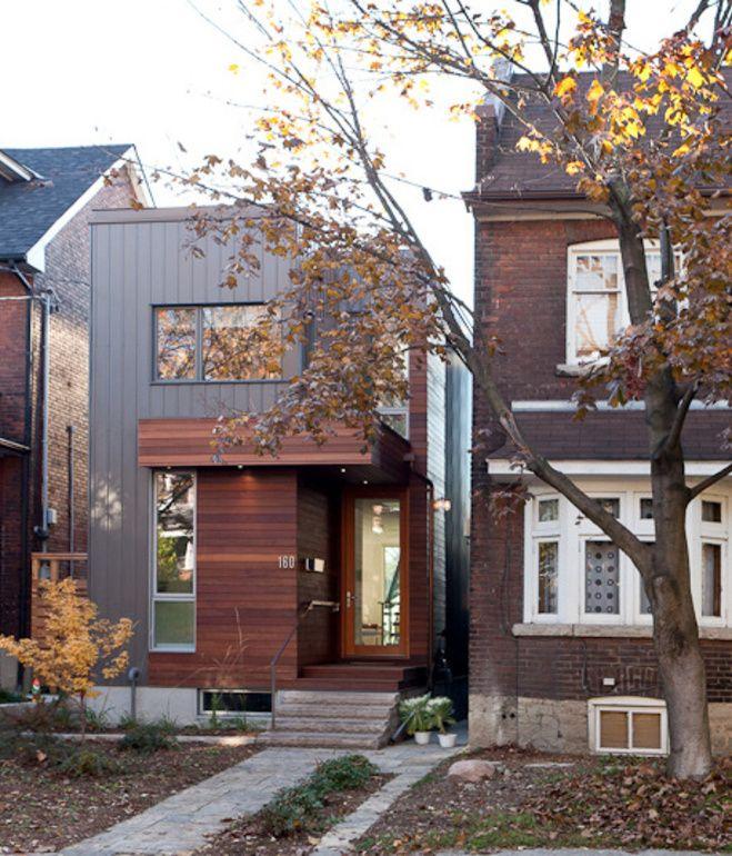 Block Home Designs Narrow: 25+ Best Ideas About Narrow Lot House Plans On Pinterest