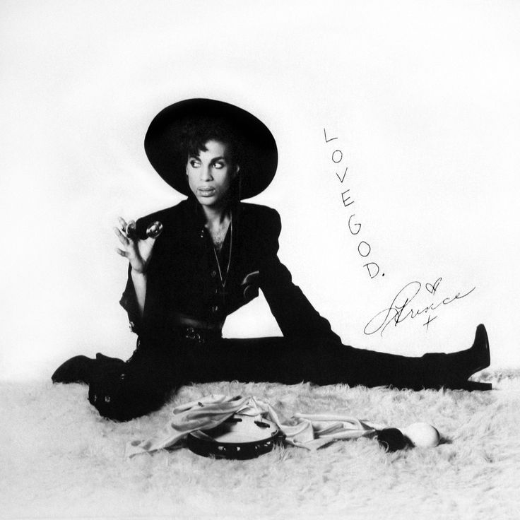 Classic Prince | 1986 Parade + Under The Cherry Moon - Mountains Alternate Photo!