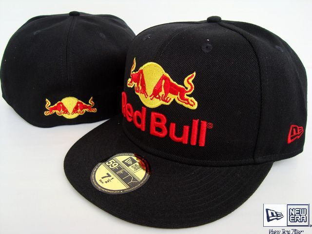 New era red bull cap 180