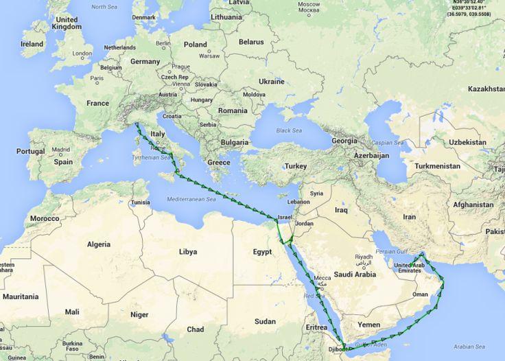 18 best Géopolitique du golfe persique images on Pinterest Persian - fresh yemen in world map