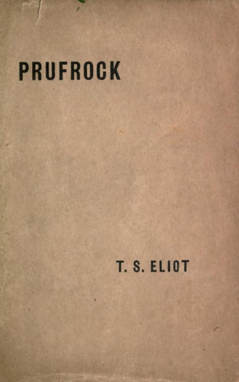 an overview of the love song of j alfred prufrock by t s eliot Lines 1-36 summary: j alfred prufrock, a presumably middle-aged, intellectual, indecisive man, invites the reader along with him through the modern city.