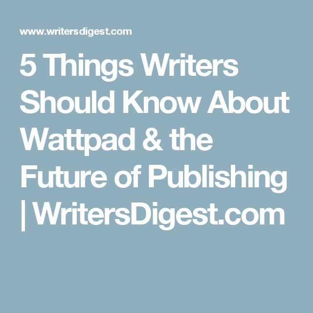 Places authors write about what they know