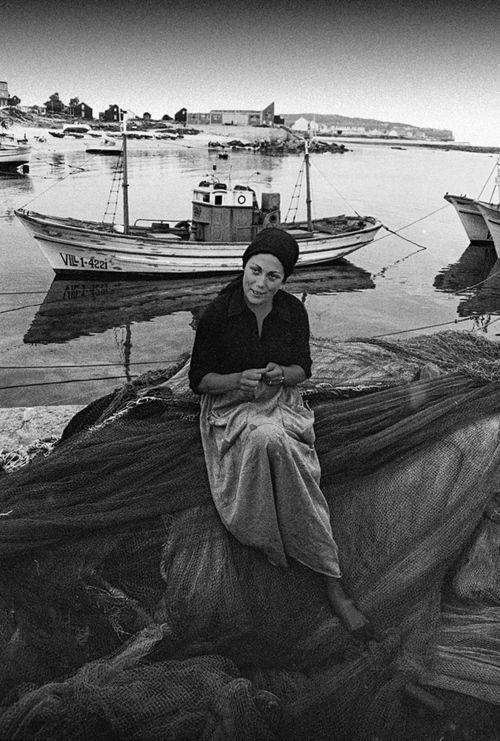 Oficios de mujeres: Remalladora, 1974