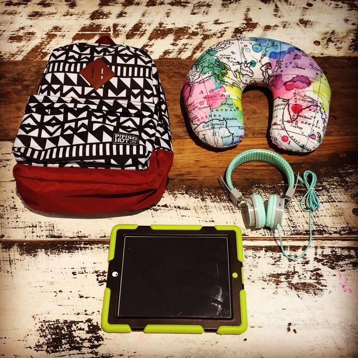 Travel with kids. Kids Carry On Ideas and Tips. What to pack