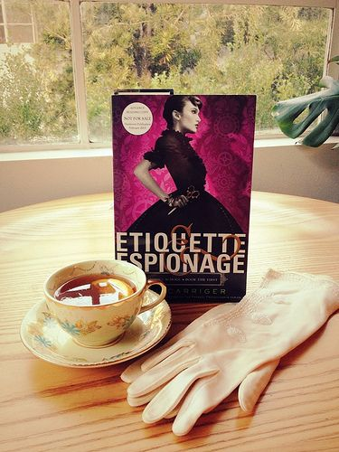 Goodreads | Etiquette & Espionage (Finishing School, #1) by Gail Carriger — Reviews, Discussion, Bookclubs, Lists