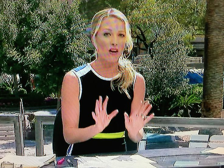 ESPN SportsCenter On The Road with Lindsay Czarniak from