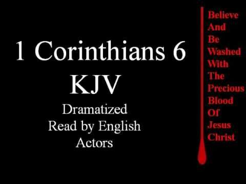 1 Corinthians 6 KJV